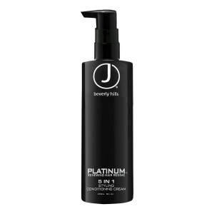 J Beverly Hills Platinum 5 in 1 Styling Emulsion 250 ml