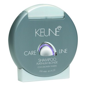 KEUNE Care Line Shampoo Platinum Blonde 250 ml