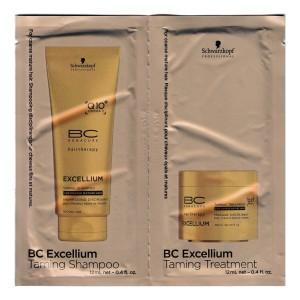 Schwarzkopf BC Excellium Shampoo en Treatment