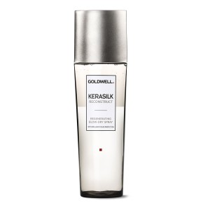 GOLDWELL Kerasilk Reconstruct Regenerating Blow-Dry Spray 125 ml