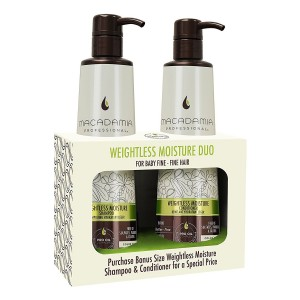 Macadamia Weightless Moisture Duo
