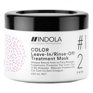 INDOLA INNOVA Color Leave-in Rinse-off Treatment