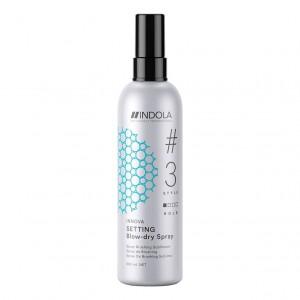 INDOLA INNOVA Setting Blow-dry Spray 200 mL