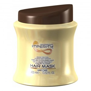 Imperity Yogurt Flower Hair Mask 400ml