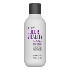 KMS Color Vitality Blonde Conditioner 250 mL