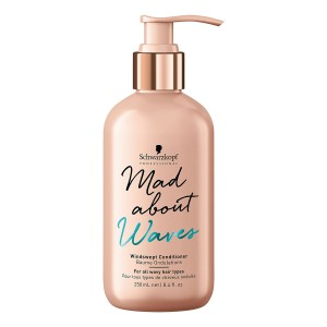 Schwarzkopf Mad About Waves Windswept Conditioner