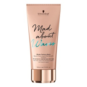 Schwarzkopf Mad About Waves Windy Texture Balm 150 mL