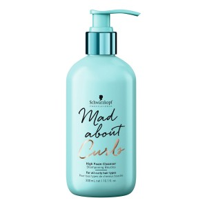 Schwarzkopf Mad About Curls High Foam Cleanser