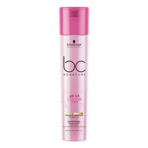 Schwarzkopf pH 4.5 Color Freeze Gold Shimmer Micellar Shampoo