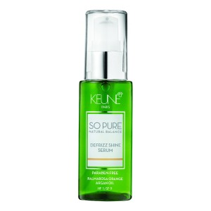 KEUNE So Pure Defrizz Shine Serum 50 mL