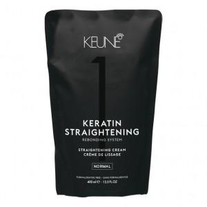 KEUNE Keratin Straightening Rebonding System Straightening Creme