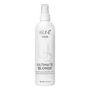 KEUNE Color Ultimate Blonde Neutralizing Blonde Spray 300 mL