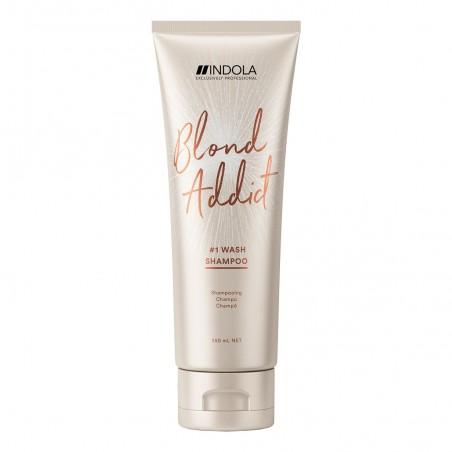 INDOLA Blond Addict Shampoo 250 mL