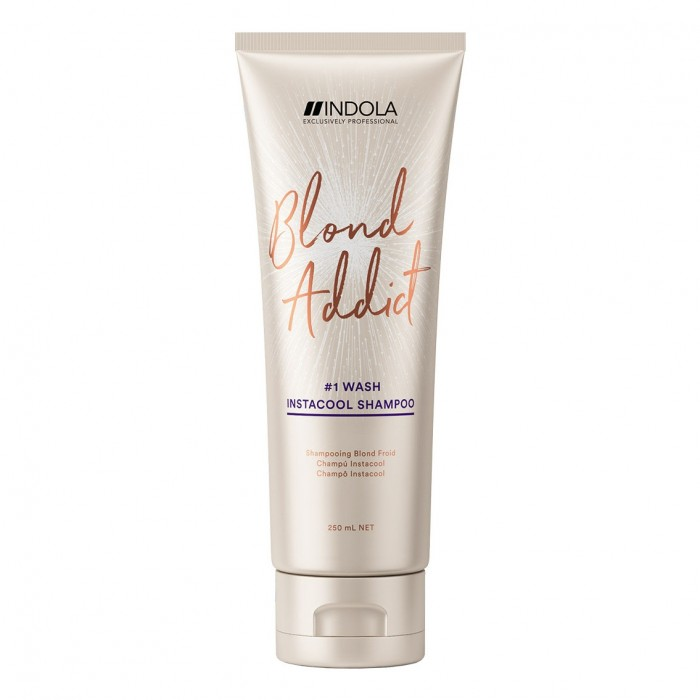 INDOLA Blond Addict Instacool Shampoo 250 mL