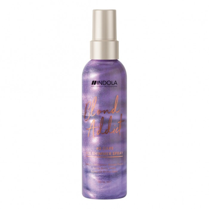 INDOLA Blond Addict Ice Shimmer Spray 150 mL