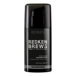 Redken Brews Work Hard Molding Paste 100 mL