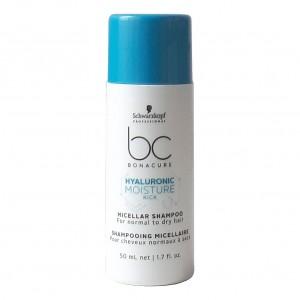 Schwarzkopf Hyaluronic Moisture Kick Micellar Shampoo 50 mL