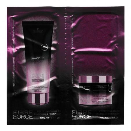 Schwarzkopf Fibre Force Fortifying Shampoo en Masker