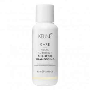 KEUNE Vital Nutrition Shampoo 80 mL