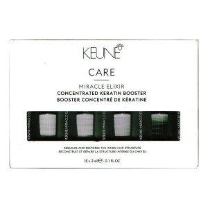 KEUNE Care Miracle Elixir Concentrated Keratin Booster 15 x 2 mL