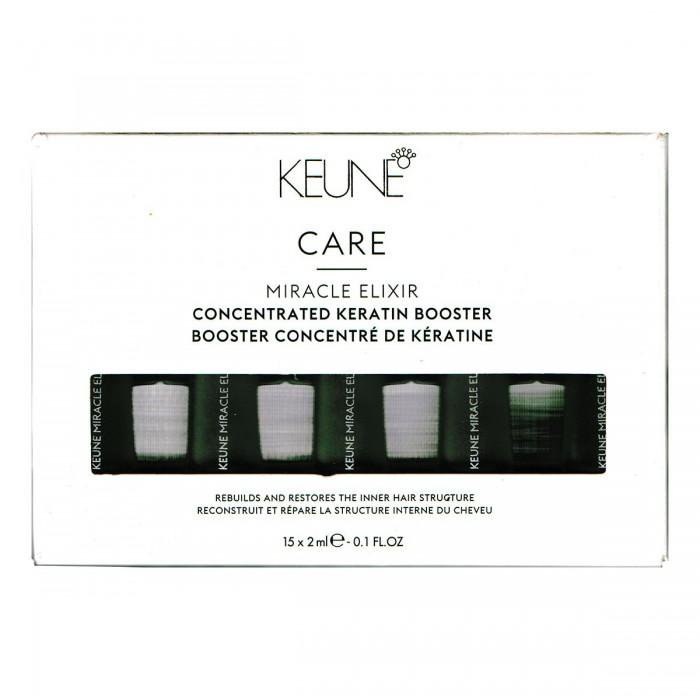 KEUNE Care Miracle Elixir Concentrated Keratin Booster 15 x 2 mL