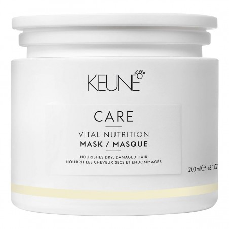 KEUNE Care Vital Nutrition Masque 200 mL