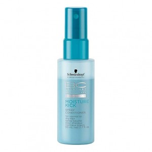 Schwarzkopf Hyaluronic Moisture Kick Spray Conditioner 50 mL