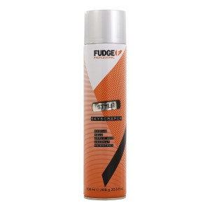 Fudge Style Skyscraper Medium Hold Apple and Coconut Hairspray 600 mL