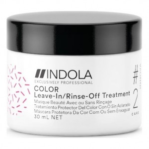INDOLA Color Leave-In / Rinse-Off Treatment 30 mL