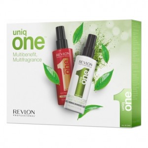 Revlon UniqONE Multibenefit Classic / Green Tea